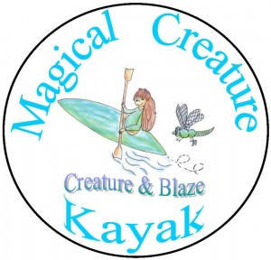 Check out our Fun Fact Filled Photo Books for children of all ages!  www.magicalcreaturekayak.com