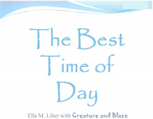 Book The Best Time of Day Small