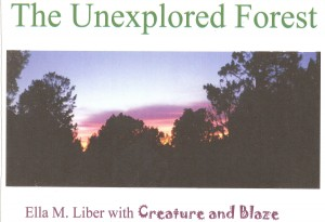 Book The Unexplored Forest Small