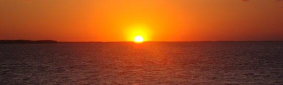 Florida Seaside Sunset